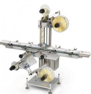 Автоматическая этикетировка сверху и/или снизу за один рабочий процесс