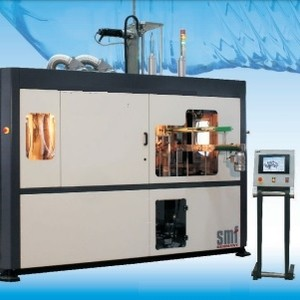 Автоматическая растяжно выдувная машина для производства ПЭТ тары с объемом 5 - 20 литров