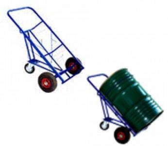 КБ 2. Бочковоз, бочкокат, тележка для перевозки бочек