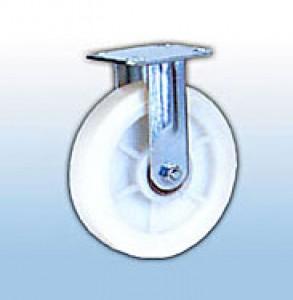 Колесные опоры большегрузные неповоротные (нейлон)
