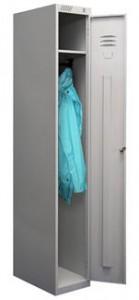 Модульные металлические шкафы для одежды шрс