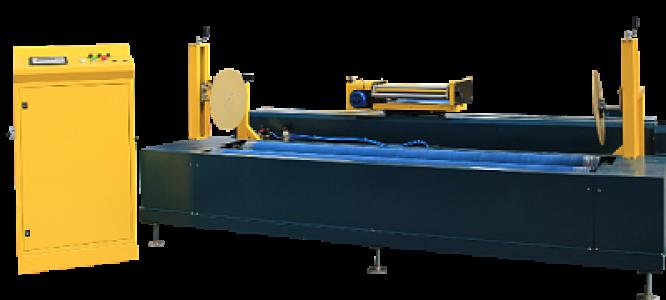 Паллетоупаковщик полуавтоматический PRIDE 2200А (PRIDE 2200В) горизонтальный