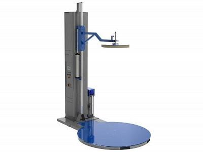 Паллетоупаковщик полуавтоматический PRIDE АC (ВС) с прижимным устройством