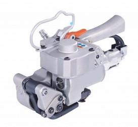 Пневматический инструмент для обвязки ПП и ПЭТ лентами AQD-13-19