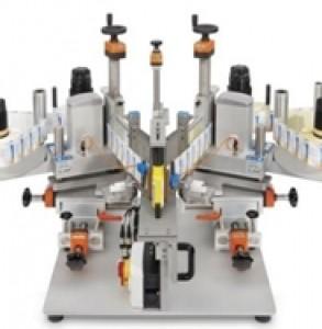 Полуавтоматическая машина для двусторонней этикетировки H 311