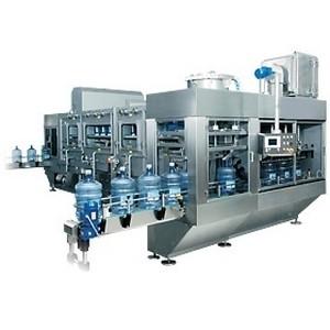 Розлив питьевой воды 19 л. бутылки