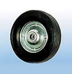 SR 1503 Колесо для тележки с несимметричной ступицей, литая резина