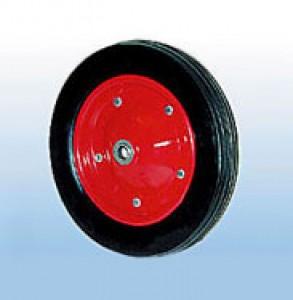 SR 2500 Колесо для тележки с симметричной ступицей, литая резина