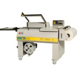 Термоупаковочный полуавтомат с угловым сваривающим ножом модель FP-560A Производитель SMIPACK (Италия)