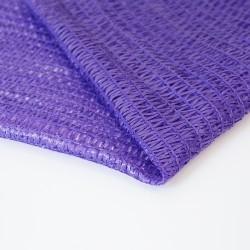 Сетка для овощей 45х75см фиолетовая