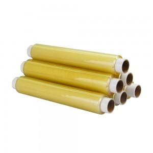 Пищевая стрейч пленка PVC (ПВХ)