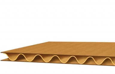 Лист картонный