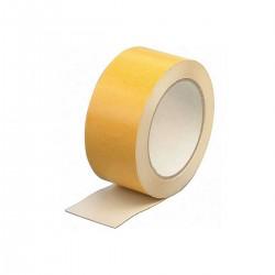 Скотч двухсторонний 48 мм усиленный (тканевый)